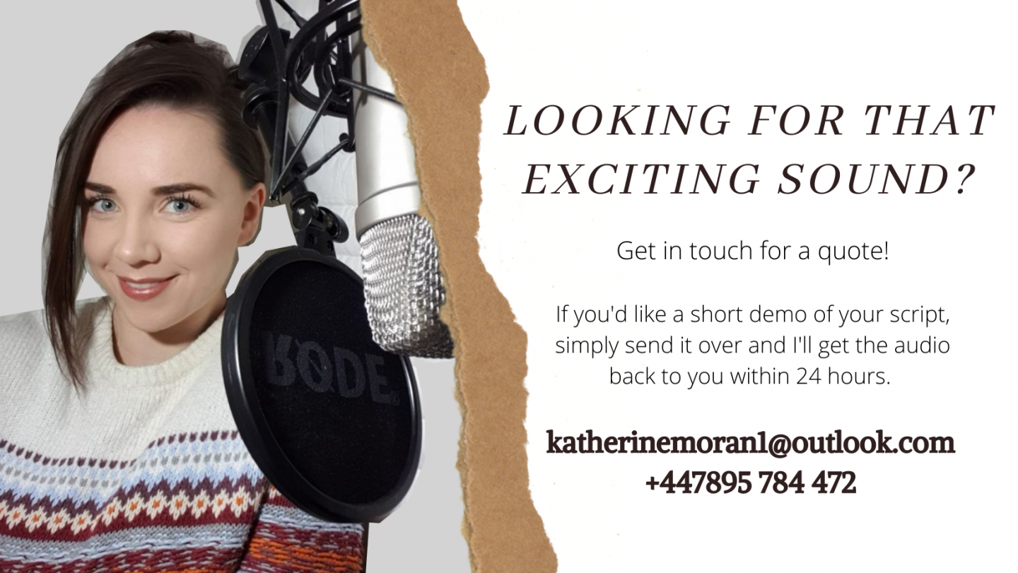 To get in contact for collaborations, please email katherinemoran1@outlook.com